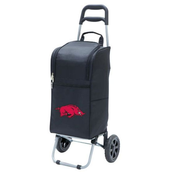 Picnic Time Collegiate Cart Cooler Red - 545-00-100-034-0