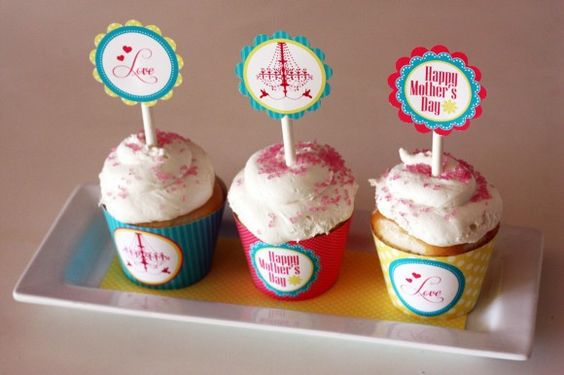 Free Mother's Day party printables