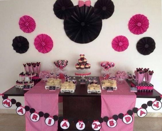 Cumple Mia, Cumple Minnie, Cumple De, Decoración Minnie, Cumpleaños Mickey, Decoracion Piñata, Fiesta De Minnie, De Isabella, Minnie Buscar