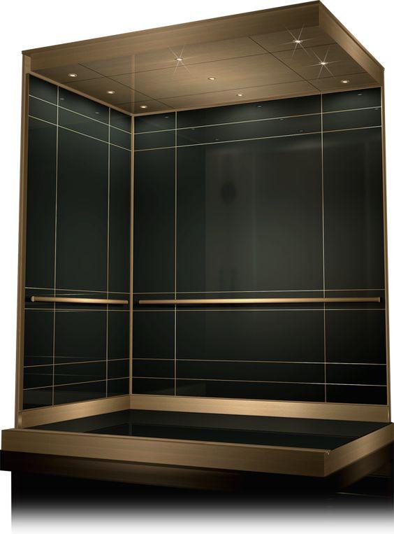 Elevator design elevator and design on pinterest for Modern elevator design