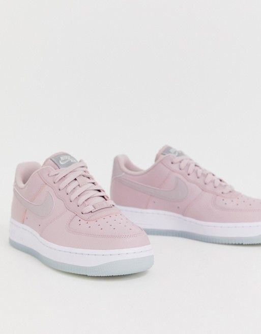 Nike Air Force 1'07 trainers in pastel