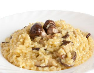 Gordon Ramsay's Porcini Mushroom Risotto | Gordon Ramsay's Recipes