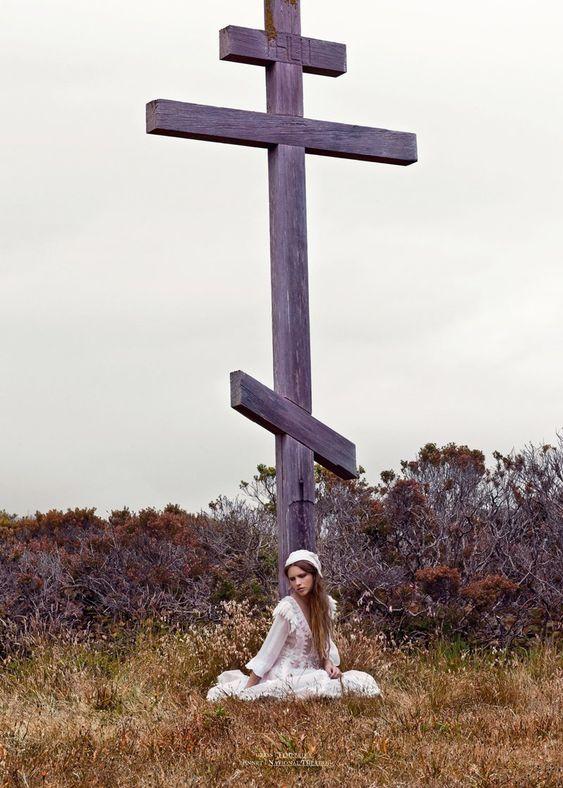 MILA KRASNOIAROVA BY STEVIE & MADA FOR TANK MAGAZINE FALL 2011
