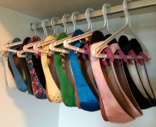 Construindo Minha Casa Clean: Closet e Armário - 10 Dicas para Organizar e Decorar!: