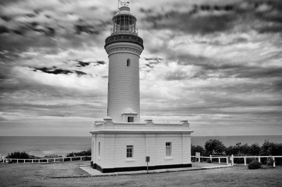 Norah Head Lighthouse by Jason Beaven, via 500px