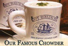 Captain Parker's Pub -- West Yarmouth