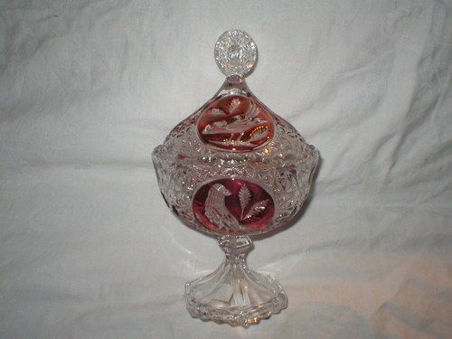 Candy Dishes Pedestal And Germany On Pinterest
