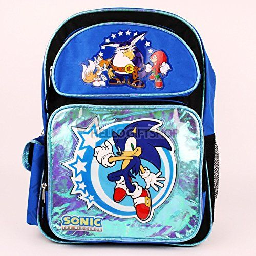 Sonic Backpack | eBay