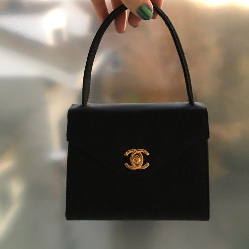 Pinterest Kaeylaa Vintage Chanel Bags Bags Designer