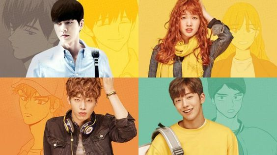 [Video] Character introductions video released for the Korean drama 'Cheese in the Trap' @ HanCinema :: The Korean Movie and Drama Database: