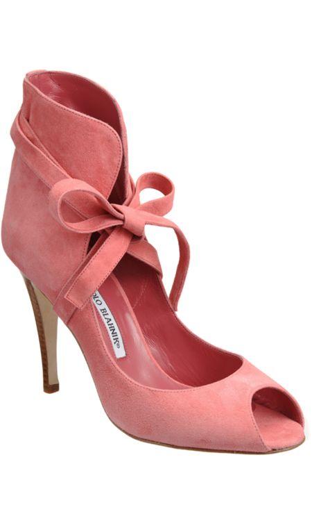 Manolo Blahnik Abilliba a shoe soooo lovely