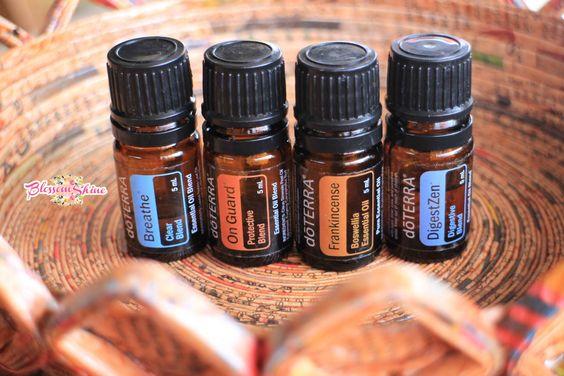 the doTERRA doctor oil (maksudnya untuk membantu improving our immune system, preventing penyakit)