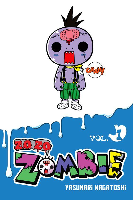 Manga Zo Zo Zombie Của Yasunari Nagatoshi Đã Kết Thúc