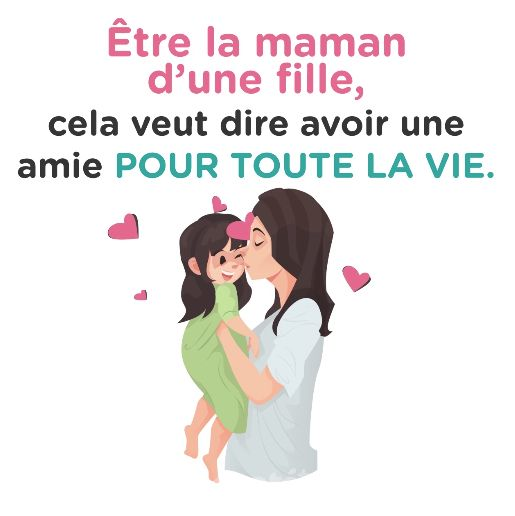 A Ma Fille Tu Me Manques Citation Mère Maman