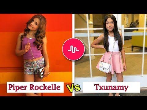 Piperrockelle Youtube Beautiful Little Girls Piper Youtube