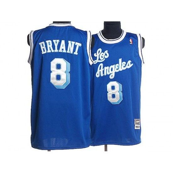 kobe bryant 8 jersey los angeles lakers authentic throwback ...