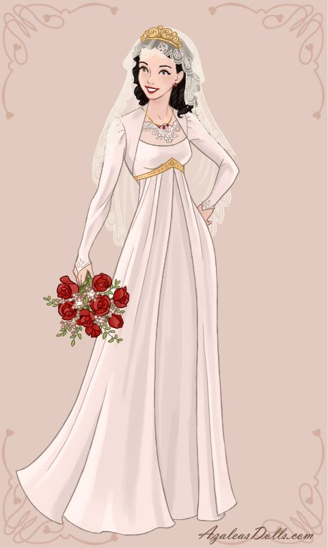 Princess Snow White Wedding Dress Disney Princess Fashion Snow White Wedding Dress Snow White Wedding