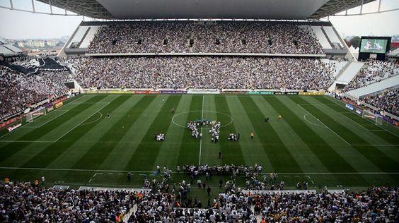 Arena Corinthians - São Paulo