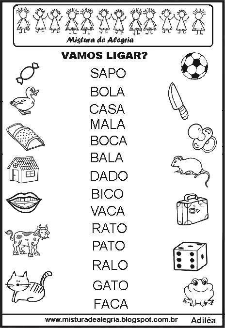 Atividades De Intervencao Pedagogica Para Imprimir Com Imagens