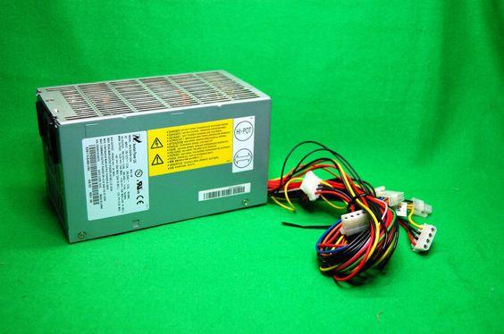 Netzteil PSU Newton NPS-200PB-132A, 200 Watt, FJS P300-i845G, 92mm Lüfter 20p P4