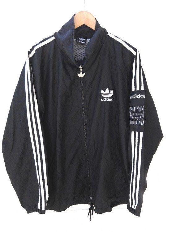 Adidas Jacket Logo