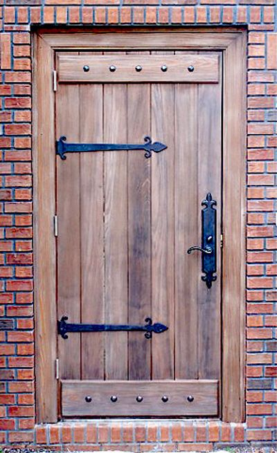 Style Doors And Rustic Doors On Pinterest
