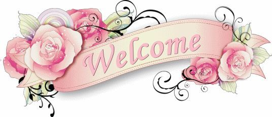 Image result for Welcome to my page pink