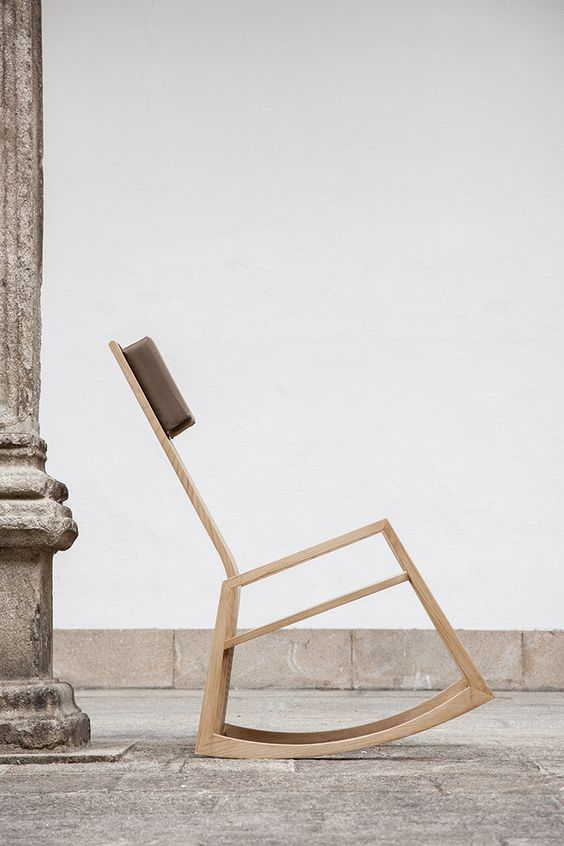 Cándida Rocking Chair by domohomo