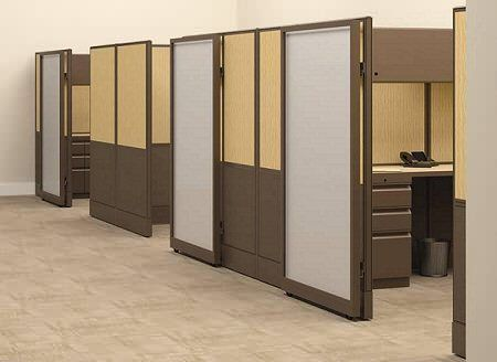 More Storage Joyce Office Cube Modern Office Interiors Reception Desk Office