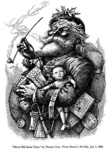 ArsVivendi ☆ Vintage Christmas Cards# Christmas Pinterest