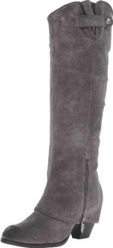 Gray Boots Women - Cr Boot