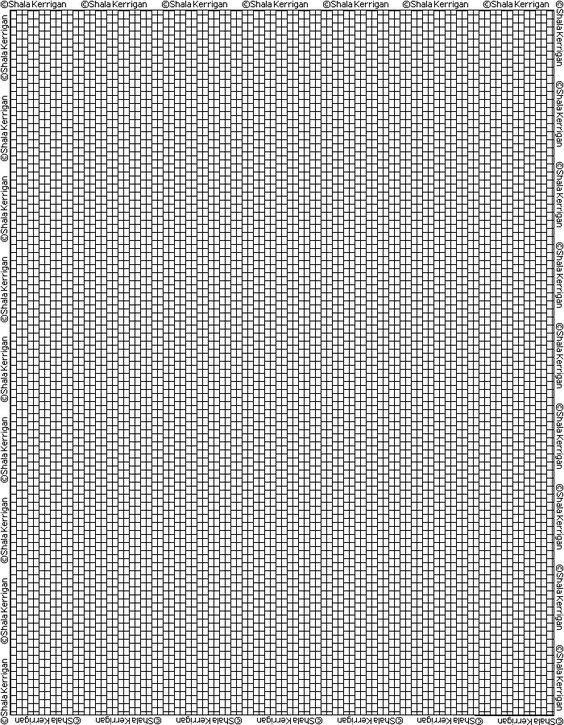 Del2dropgif (700×900) perles tut Pinterest Graph paper - isometric graph paper