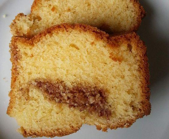 Rezept Gefüllter Rührkuchen von Aurora-05 - Rezept der Kategorie Backen süß