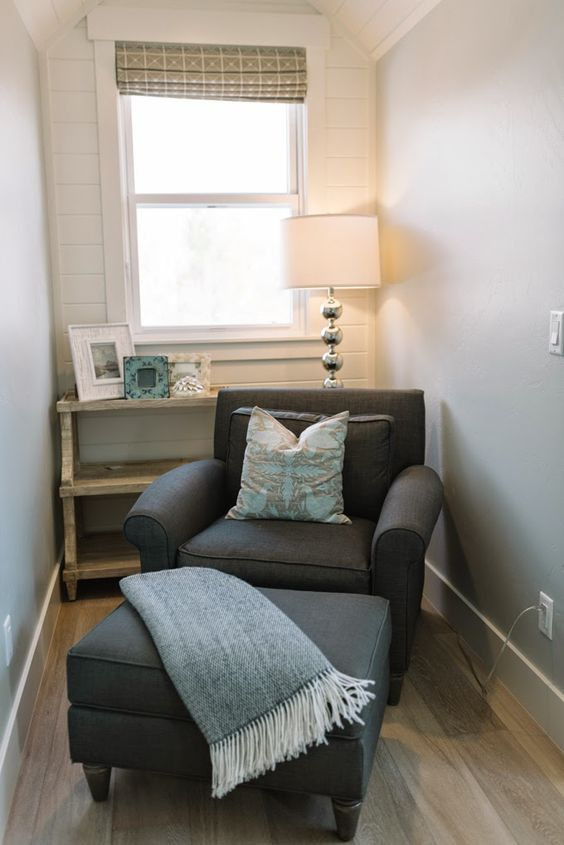 House Of Turquoise Reading Nooks And Reading On Pinterest