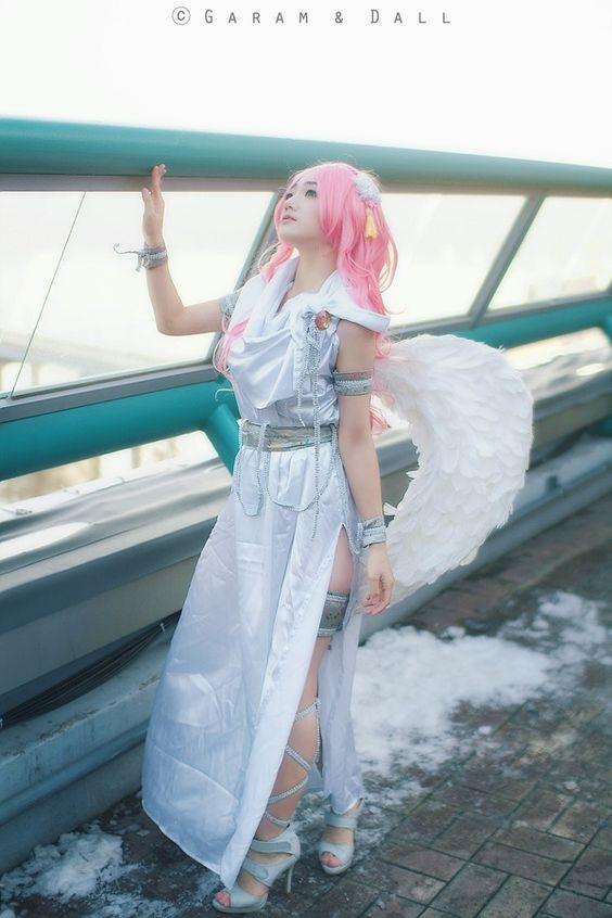 [AZA miyuko] VOCALOID: 巡音ルカ - コスプレCure