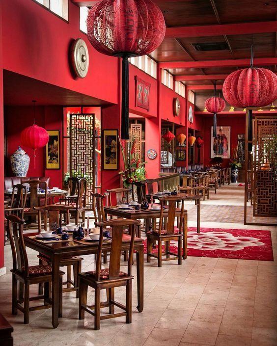 5 Restoran Chinese Food Terbaik Di Bali Lagi Liburan Ke Bali Mau Cari Chinese Food Di Bali Mungkin Kamu Di 2020 Restaurant Interior Design Desain Restoran Restoran