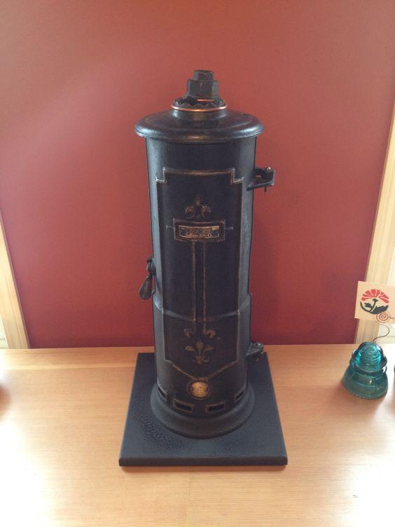 Vintage Water Heater 32