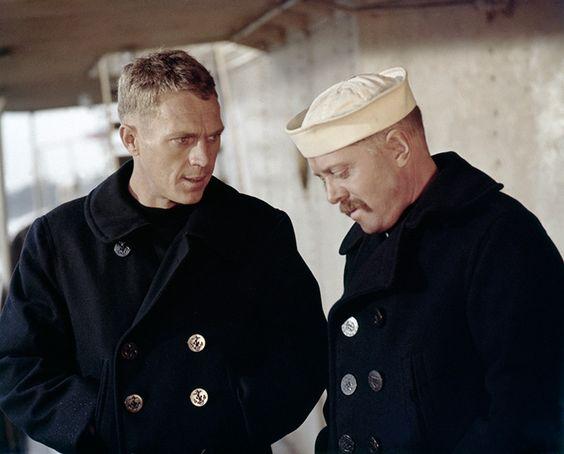 Steve McQueen, Richard Attenborough | The Sand Pebbles | 1966 | as Jake Holman