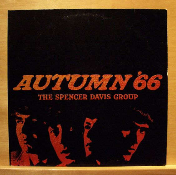 SPENCER DAVIS GROUP - Autumn ´66 - mint minus - Vinyl LP - TOP RARE