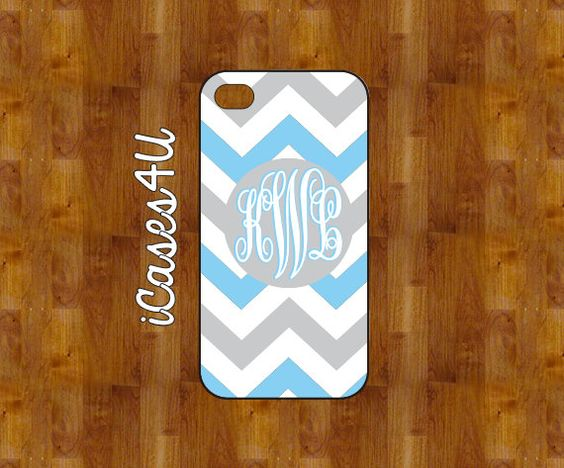 SUMMER CHEVRON  Personalized iPhone case  iPhone 4/5 by icases4u, $16.99