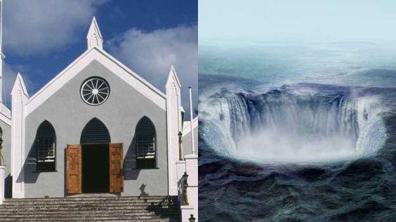 Das britische Überseegebiet Bermuda liegt im Atlantik und besteht aus den 360 Bermudainseln. 20 davo... - Imago/ Science Photo…