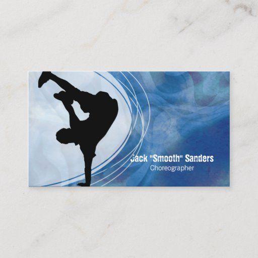 Hip Hop Dancer Grunge Choreographer Business Card Zazzle Com Hip Hop Dancer Choreographer Dancer Business Card