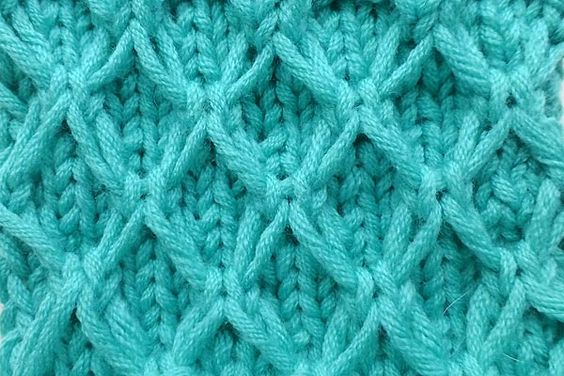 Knitting Slip Stitches Onto A Thread : How to Knit * Slip Stitch Pattern ?Slippy Mesh? Knitting stitches Pintere...