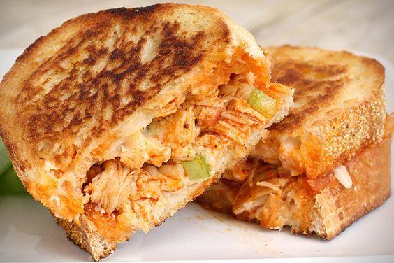10 recettes de sandwich au fromage grillé