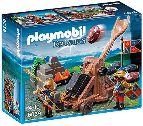 15€Playmobil - A1502768 - Jeu De Construction - Chevalier Aigle + Catapulte Playmobil http://www.amazon.fr/dp/B00IF1W4D2/ref=cm_sw_r_pi_dp_Kb5uwb0255MHJ