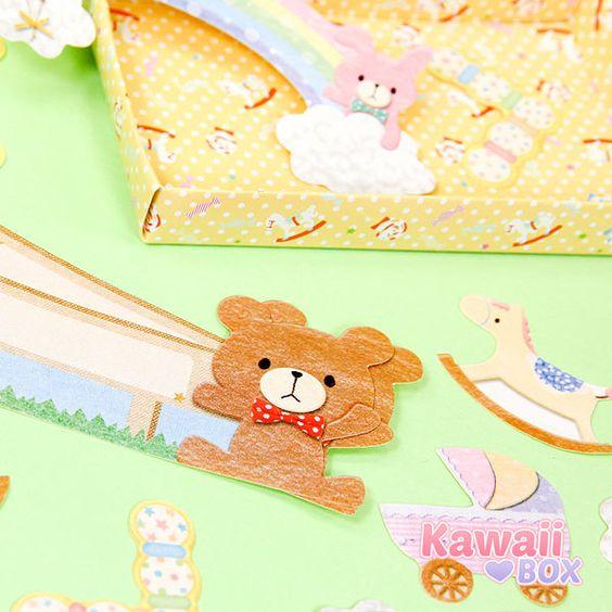 Kawaii Box Co  E D A Kawaii Sneakk  E D A Here Is The First