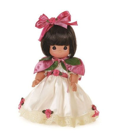 "Precious Moments Friends Forever Auburn 12/"" Doll #4747"