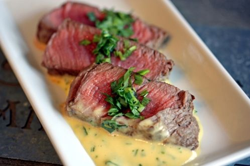 Going to add this one to my meal plan, recipe will be my own so just using this pin to illustrate it. Steak with Sauce Bearnaise.