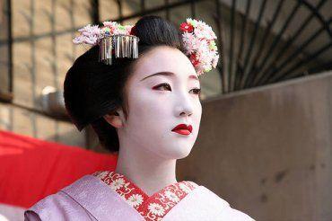 coiffure traditionnelle japonaise geisha gisaeng etc. Black Bedroom Furniture Sets. Home Design Ideas
