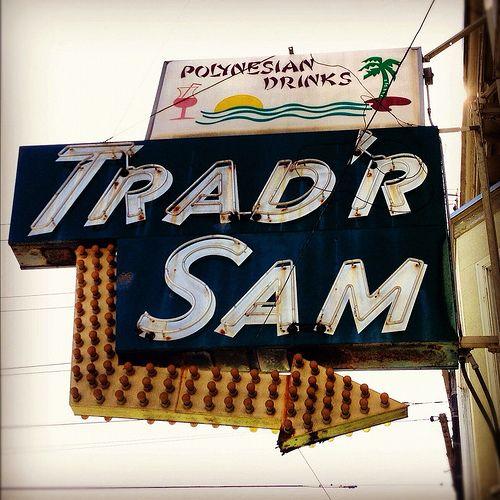 Trad'r Sam, San Francisco